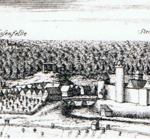 Galgen Füwa 1706