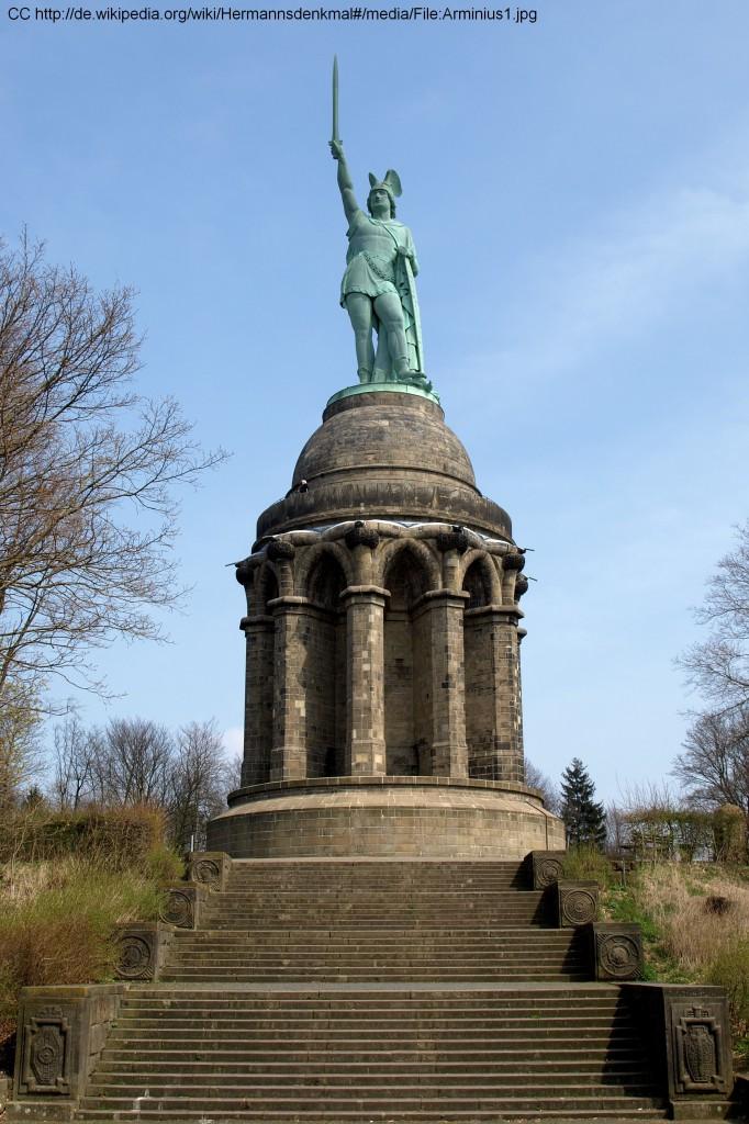 Arminius: Held der Varusschlacht im germanischen Freiheitskampf? » Antikes Wissen » SciLogs - Wissenschaftsblogs