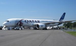 Eine der wenigen Neuheiten auf der diesjährigen ILA. Der Airbus A350.
