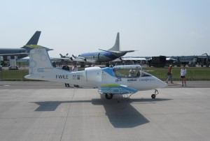 Der kleinste, neuste und interessanteste Airbus: Ein Voll-Elektroflugzeug