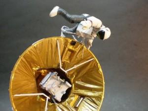 Bild 1 - Cernan Einstieg