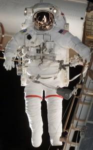 Bild 1 - ISS EMU CR NASA