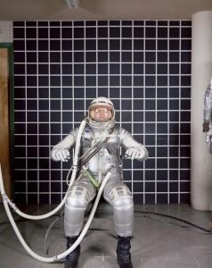 Bild 2 - Goodrich Druckanzug Vakuum-Kammer