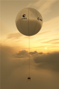 Konzepte für eine Erforschung der Venus in Oberflächennähe mittels Ballons gibt es bereits heute, so wie dieses Bild, das aus einer älteren CNES/ESA-Studie stammt. Der Wille, solch eine Mission auch tatsächlich zu realisieren, fehlt.