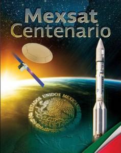 mexsat(Centenario)launch poster