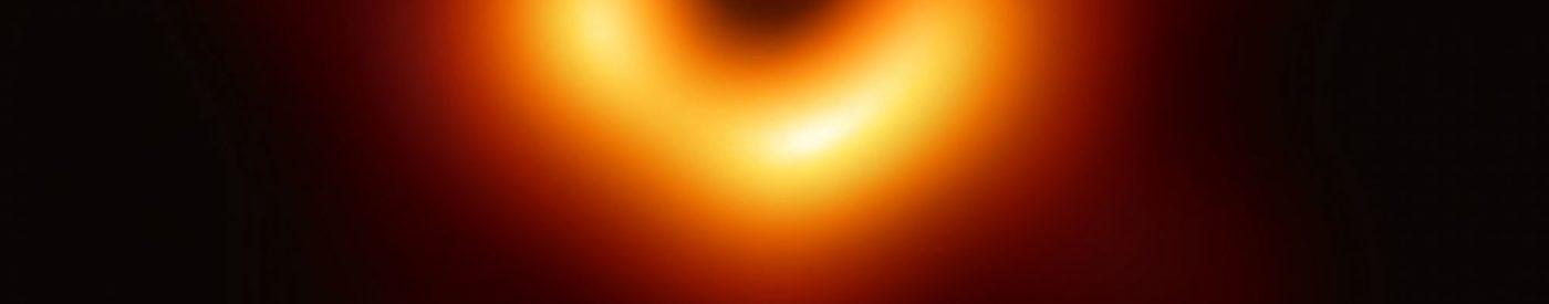 Das Schwarze Loch in der Galaxie M87