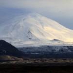 Ein isländischer Vulkan: Hekla (Bild: CC-BY 2.0 Sverrir Thorolfsson)