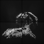 ESA/Rosetta/NAVCAM – CC BY-SA IGO 3.0