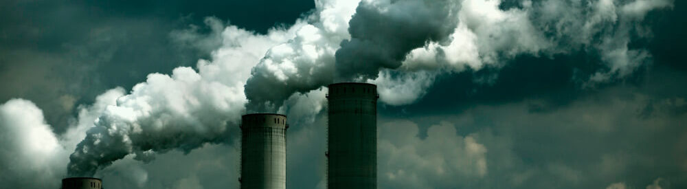 Klimawandel und Umweltverschmutzung