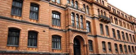 Physiologisches Institut in der Berliner Dorotheenstrasse