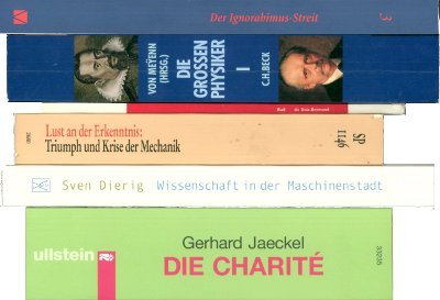 Literaturauswahl Ignorabimus