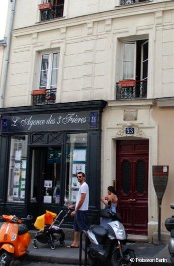 Rue de Trois Frères, le dispensaire de Clemenceau