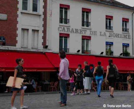 Rue du Mt Cenis