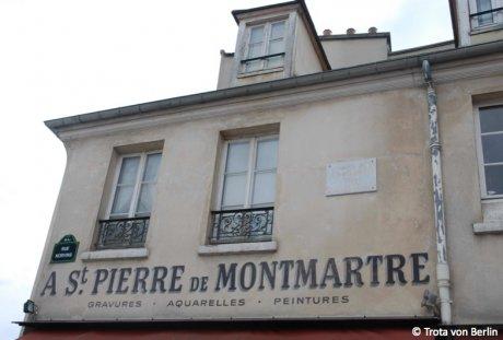 A St. Pierre de Montmartre