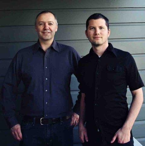 Peter Binfield und Jason Hyot