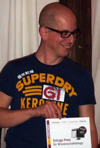 Preisverleihung Anatol Stefanowitsch Sci11