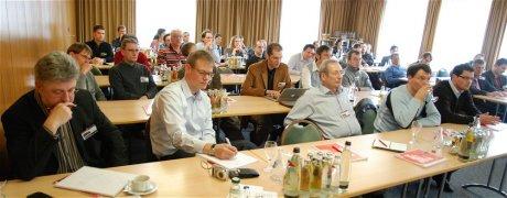 Plenum in Deidesheim 2009