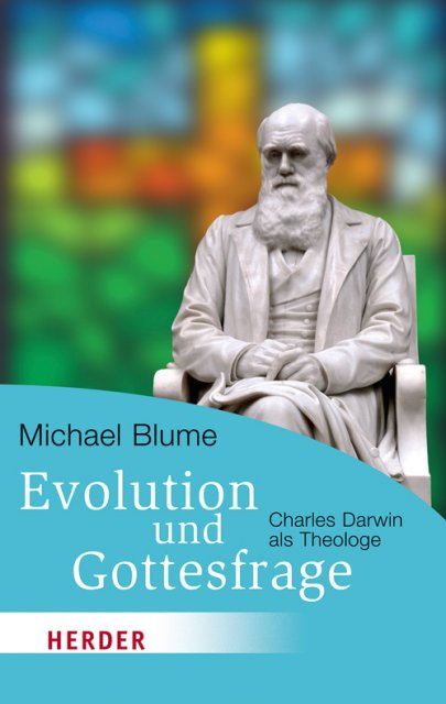 Cover Blumes Darwin-Buch