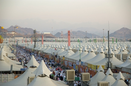 Ansichten aus Mekka 1