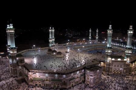 Ansichten aus Mekka 2