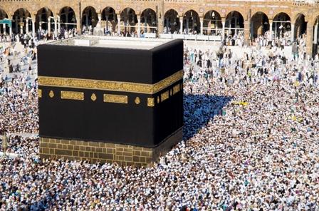 Ansichten aus Mekka 3