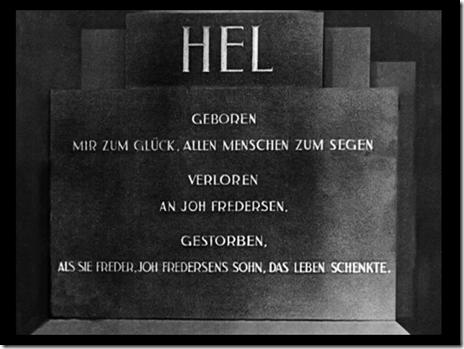 Monument Inschrift