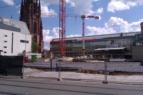 Frankfurt Projekt Dom Römer