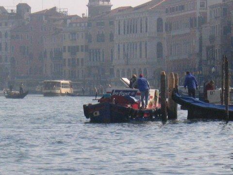 bofrost in Venedig