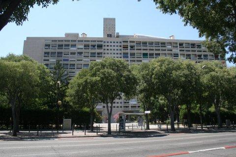 Marseille Le Corbusier Unité d'habitation