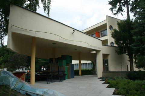 Ledigenwohnheim Bauausstellung 1929 Breslau Scharoun