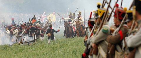 Waterloo Bivouacs Napoleoniens