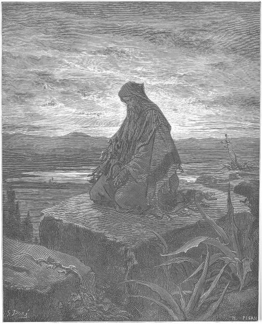 Paul Gustave Dorés Jesaja