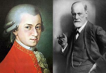 Mozart u. Freud