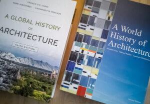 Bücher: A Global History of Architecture und A World History of Architecture
