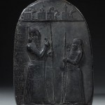 Kudurru des Königs Marduk-apla-iddina II. über eine Landschenkung