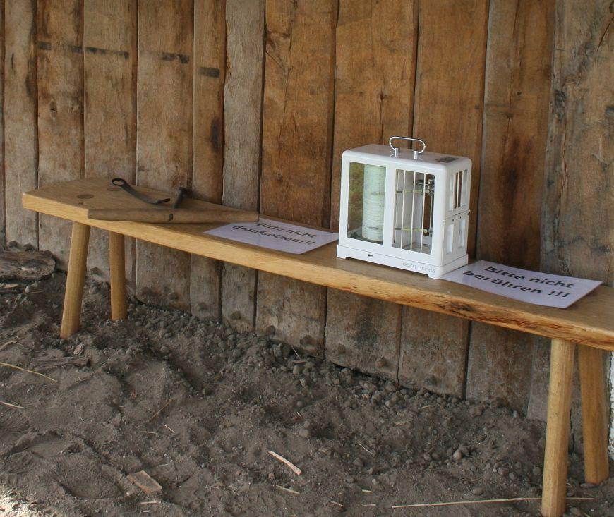 frieren f r die wissenschaft lauresham im winter denkmale scilogs wissenschaftsblogs. Black Bedroom Furniture Sets. Home Design Ideas