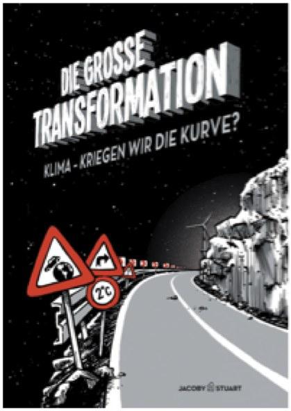 Abb. 6: Buchcover des Transformationscomics (Hamann et al. 2013)