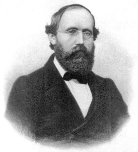 Bernhard Riemann 1863