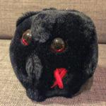 HIV-Plüschmikrobe