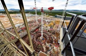 ITER Baustelle