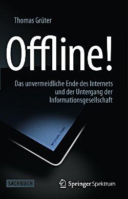 Buchcover Offline!