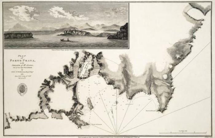 Charles Darwins Erstes Geologisches Abenteuer » Geschichte der Geologie » SciLogs - Wissenschaftsblogs