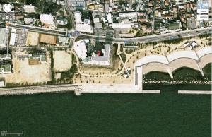 Google-Maps screenshot der Stelle, an der ich für die Sonnenfinsternis-Beobachtung Stellung bezog