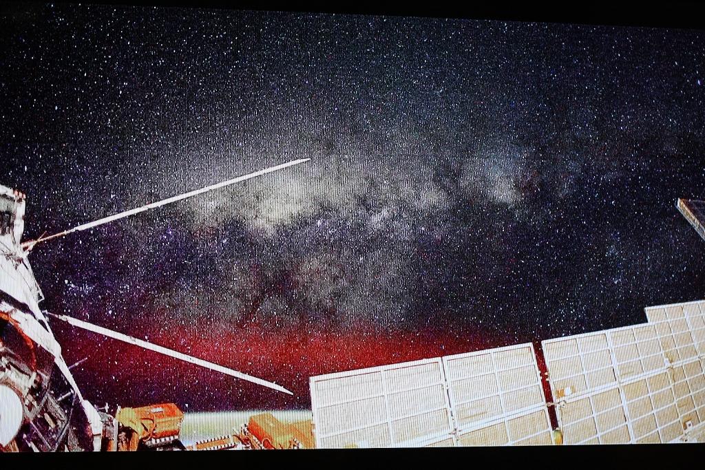 So sieht die Milchstraße aus, wenn keine Erdatmosphäre stört