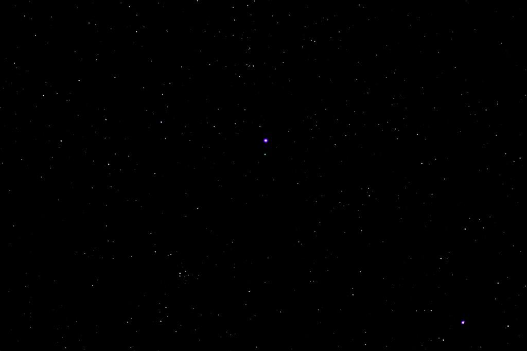 C/2014 Q2 (Lovejoy) bei delta Cassiopeiae (aka Ruchbah) am 15.3.2015, 20:39 MEZ, Canon EOS 600D, Leica Elmarit 180, f/2.8, ISO 6400, 2.5 Sekunden
