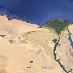 Ägypten auf Google Maps. Klicken auf das Bild führt direkt zur Google-Maps-Webseite