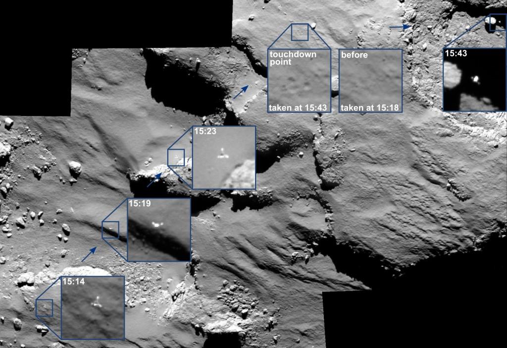 ESA/Rosetta/MPS