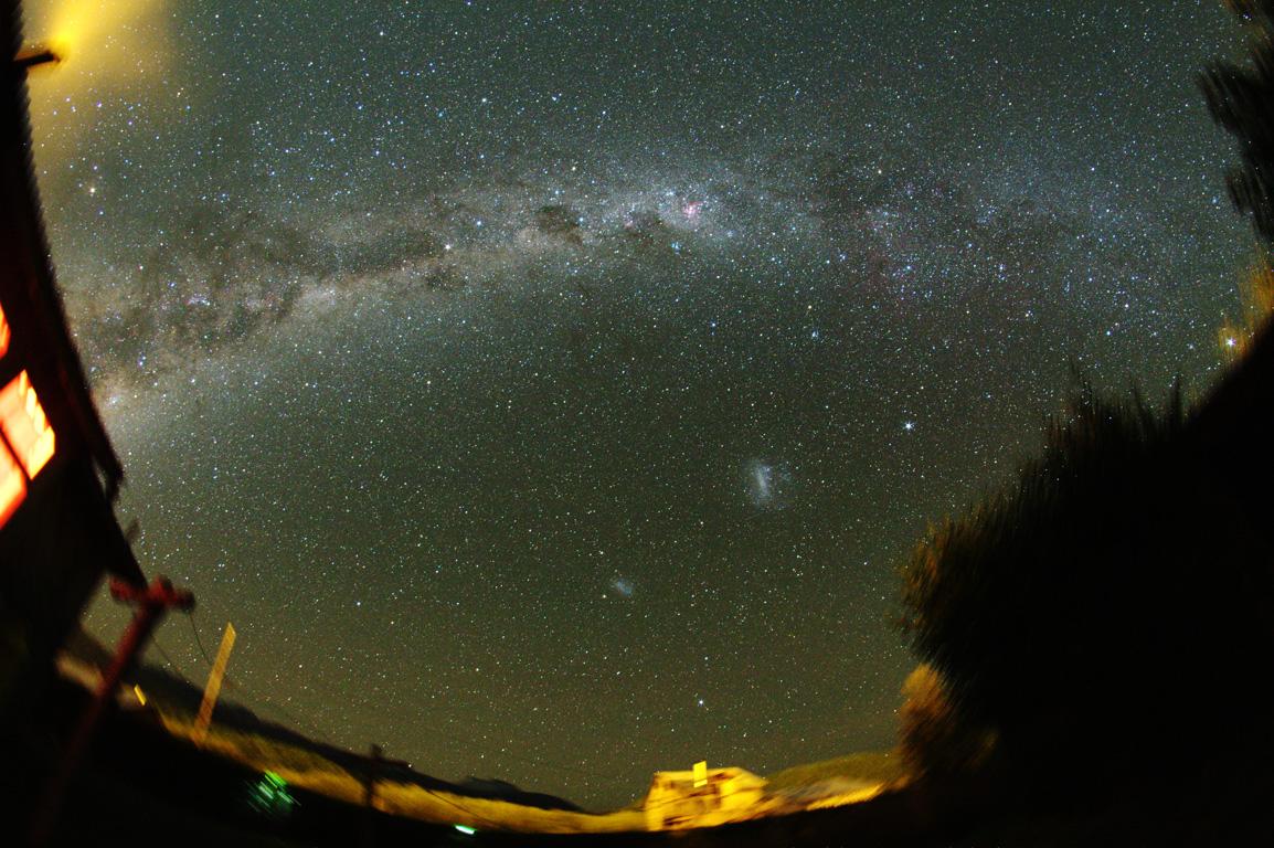 Südlicher Sternhimmel