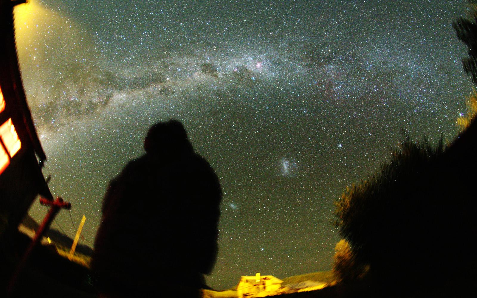 Der südliche Sternhimmel