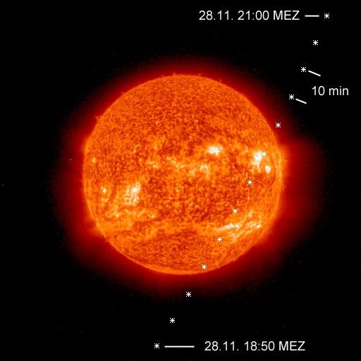 Bildquelle: NASA/STEREO